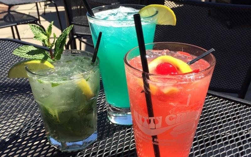Summer Cocktails 2014